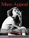 Mass Appeal (eBook)